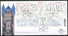 FDC E-769 - VERZAMELBLOK MOOI NEDERLAND 2018 -  ONBESCHREVEN / OPEN KLEP