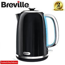 Breville Impressions VKJ755 1.7 Litres 3kW Rapid Boil Jug Kettle in Black