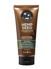 Earthly Body Hemp Seed Hand & Body Lotion 207mL Guavalava