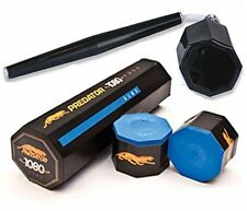 Tube of Predator 1080 Pure chalk (5 pcs) AND Octagon shaped pocket chalker