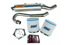 Sparks Racing Stage 1 Power Kit Ss Race Core Exhaust Yamaha Yfz450 12+