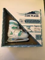 Lake Placid Adjustable Ice Skates Size 11-1