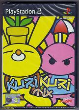 PS2 Kuri Kuri Mix (2001), UK Pal, Brand New & Sony Factory Sealed
