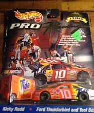 Hot Wheels Pit Crew Pro Racing Ricky Rudd Ford Thunderbird + Tool Box MOC 1997