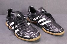 SB119 ADIDAS Puntero VI IN Sneaker Sportschuhe schwarz Gr. 41,5  Fußballschuhe