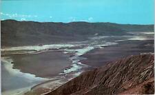 DEATH VALLEY NATIONAL PARK, CA   DANTE'S VIEW  c1960s  Frasher   Postcard