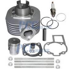 SUZUKI LT80 LT 80 S CYLINDER PISTON Rings GASKETS ENGINE KIT 1987-2006 I CK23