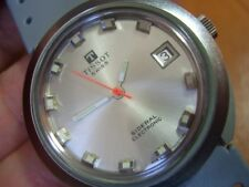 RARE NOS 1970'S TISSOT SIDERAL ELECTRONIC FIBERGLASS CASE                 *5583
