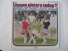 The Lennon Sisters ~ Today!! ~ Vinyl LP Great Sixties Covers Sexy Cheesecake M-