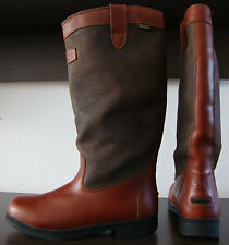 "LaCrosse VICTORIA 15"" Womens Boot Damen Stiefel Leder Gummistiefel Gr.37 NEU"