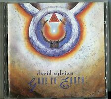 David Sylvian CD Gone to Earth (C) 1986