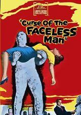 Curse Of The Faceless Man DVD - Richard Anderson, Elaine Edwards, Adele Mara