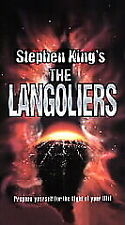 Stephen King's The Langoliers (VHS, 1995, 2-Tape Set) Used Vhs 📼 Set
