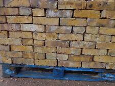 Reclaimed Yellow Stock Bricks / Old Yellow Bricks