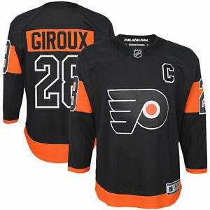 Claude Giroux Philadelphia Flyers Youth Alternate Premier Player Jersey - Black