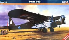 POTEZ 540 (ITALIAN, SPANISH, FRENCH AF & LUFTWAFFE MKGS)#F51 1/72 MISTERCRAFT