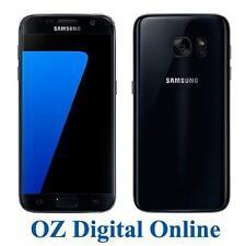 "NEW Samsung Galaxy S7 G930 4G 32GB Black 12MP LTE 5.1"" Unlocked Phone"