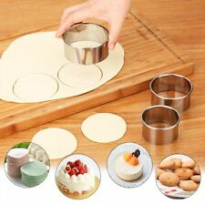 Molds Set Wrappers Cutter Cookie Cutting Tool Wrapper Round Maker Mold Dough