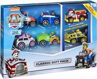 Paw Patrol 6 pack ~ TRUE METAL ~ GIFT SET Die Cast Vehicles chase , marshal etc