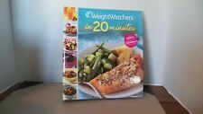 Weight Watchers in 20 Minutes book Cookbook diet cooking recipes Pasta meal prep