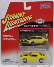 Johnny Lightning 1/64 Scale 35th Anniversary Yellow 1969 Camaro SS Z28
