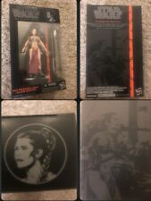 ?Hasbro Star Wars Black Series Princess Leia Slave Outfit 6? AF Ships WORLDWIDE