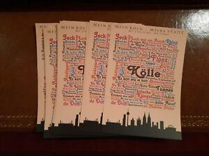"""16 Postkarten Köln """"Mein Köln  - Meine Stadt"""""""