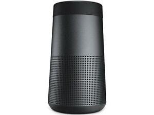 Bose SoundLink Revolve Bluetooth speaker Triple Black Japan Ver. / FREE-SHIPPING