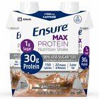 Ensure Max Protein Nutrition Shake Ensure Max Protein Café Mocha Oral