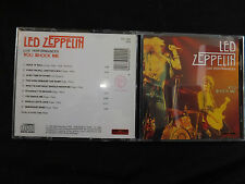 RARE CD LED ZEPPELIN / YOU SHOCK ME / LIVE PERFORMANCES /