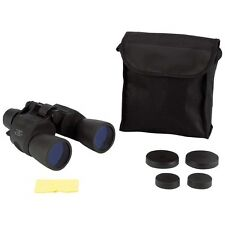New ZOOM BINOCULARS 10x50 - 30x50 Power & CASE Hunting Guide Birds Camping