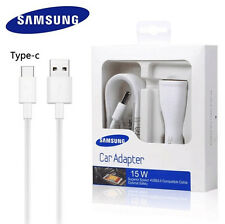 Samsung fast car charger for Samsung Galaxy S8 S8 Plus Cable Type-C
