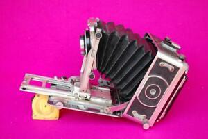 MPP 5x4 microtechnical mark 8 with symmar 150 f5.6 lens, & rangefinder exc.