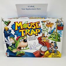 U-Pick Mouse Trap Board Game Replacement Parts Pieces 2007