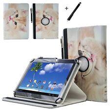 """Tablet Schutzhülle Tasche Case   JAY-tech TXE10DW2   10.1"""" Katze"""