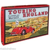 Touring England, Board Game family 1930s retro race game