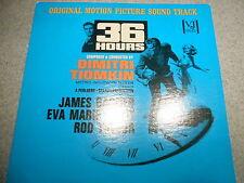 36 HOURS    SOUNDTRACK   LP    449
