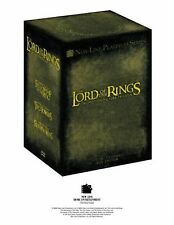 The Lord of the Rings Trilogy - Complete Extended Edition + Excl Extras [12 DVD]