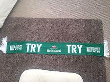 Heineken rugby Material Scarfjoblot ×10