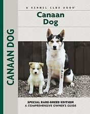 Canaan Dog Kennel Club Books Hardcover Bowtie Illustrated Puppy Dog New