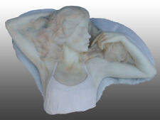 Marc Sijan, World Leader For Realism in Sculpture, Wall Sculpture Signed1990