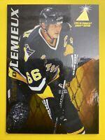 1995-96 Pinnacle Zenith Edition #108 Mario Lemieux Pittsburgh Penguins
