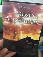 Mission Appalachia DVD The Story of Red Bird: Faith,Compassion,& Human Spirit