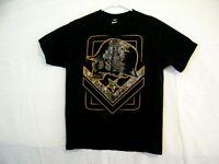 Metal Mulisha Graphic Black T-shirt Mens Size Medium