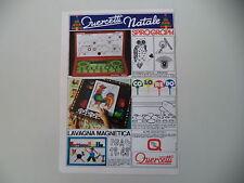 advertising Pubblicità 1967 QUERCETTI LAVAGNA/COLOREDO/SPIROGRAPH