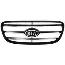 Calandra griglia KIA PICANTO 08-11 nera cromata con logo