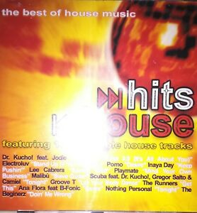 Hits House – The best of house music  -  (CD Comp.)
