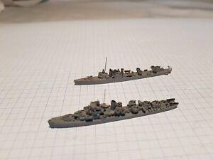 "Neptun N1381/52a minesweeper ""Hogan"" & Escort ""Cannon"" - USA WWII 1940/44 1/1250"