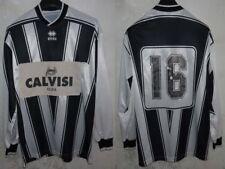 MAGLIA JERSEY SHIRT MAILLOT CALCIO FOOTBALL SOCCER OLBIA SASSARI ITALY WORN
