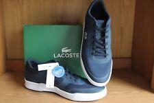 Lacoste Explorateur Sport Shoe Navy Men Size 12   316 1 SPM